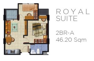 Unit ROYAL SUITE Kebayoran Apartment